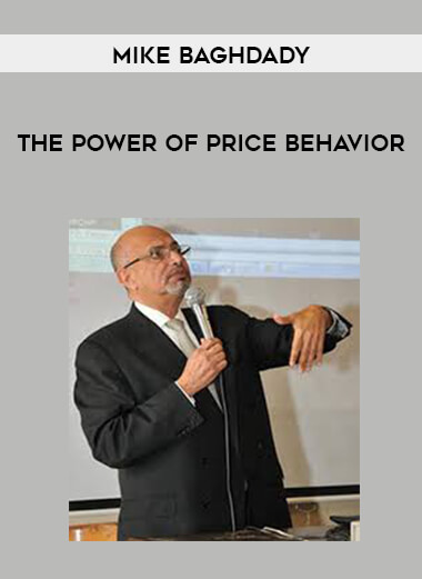 Mike Baghdady - The Power of Price Behavior form https://koiforest.com/