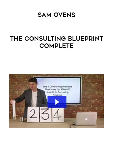 Sam Ovens - The Consulting Blueprint Complete form https://koiforest.com/
