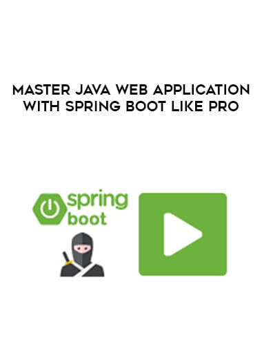 Master Java Web Application With Spring Boot like PRO form https://koiforest.com/