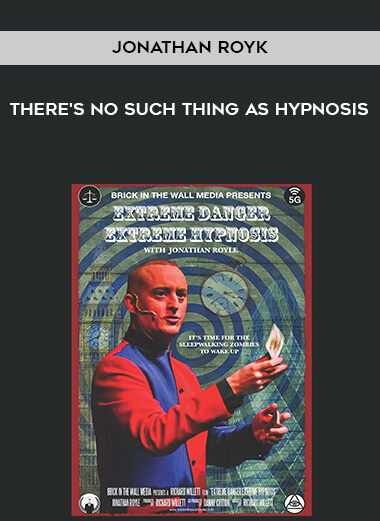 Jonathan Royk - There's No Such Thing As Hypnosis form https://koiforest.com/