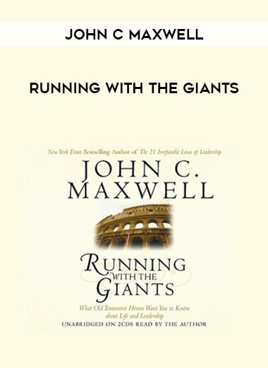 John C Maxwell - Running With the Giants form https://koiforest.com/