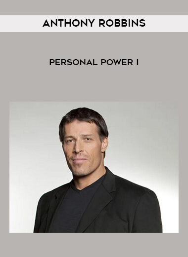 Anthony Robbins - Personal Power I form https://koiforest.com/