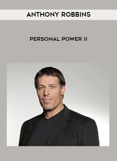 Anthony Robbins - Personal Power II form https://koiforest.com/