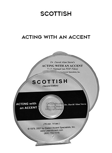 Scottish - Acting with an Accent form https://koiforest.com/