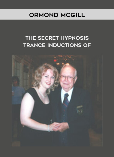 Ormond McGill - The Secret Hypnosis Trance Inductions of form https://koiforest.com/