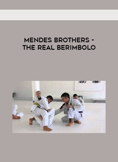 Mendes Brothers - The Real Berimbolo form https://koiforest.com/