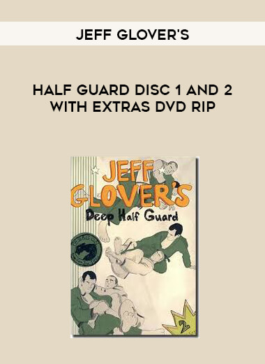 Jeff Glover's Half Guard Disc 1 and 2 With Extras DVD Rip form https://koiforest.com/