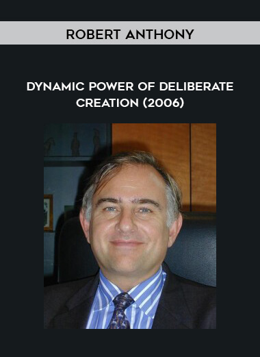 Robert Anthony - Dynamic Power Of Deliberate Creation (2006) form https://koiforest.com/