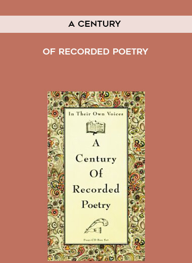 A Century of Recorded Poetry form https://koiforest.com/
