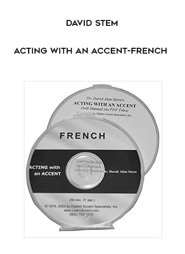 David Stem - Acting with an accent-French form https://koiforest.com/