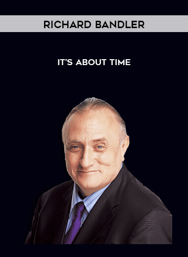 Richard Bandler - It's About Time form https://koiforest.com/