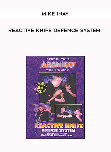 Mike Inay - Reactive Knife Defence System form https://koiforest.com/