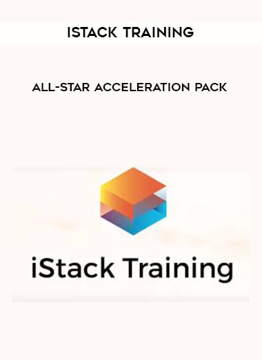 iStack Training - All-Star Acceleration Pack form https://koiforest.com/