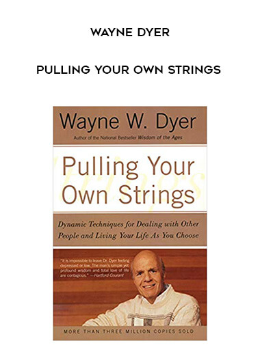 Wayne Dyer - Pulling Your Own Strings form https://koiforest.com/