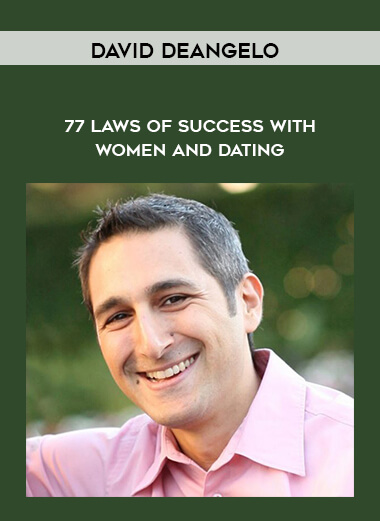 David DeAngelo - 77 Laws Of Success With Women And Dating form https://koiforest.com/