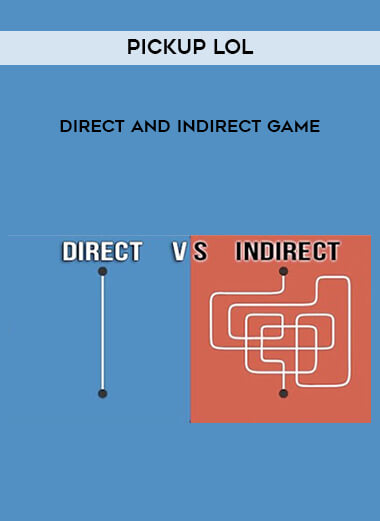 Pickup lOl - Direct and Indirect Game form https://koiforest.com/