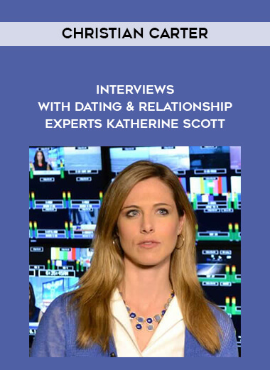 Christian Carter - Interviews With Dating & Relationship Experts - Katherine Scott form https://koiforest.com/