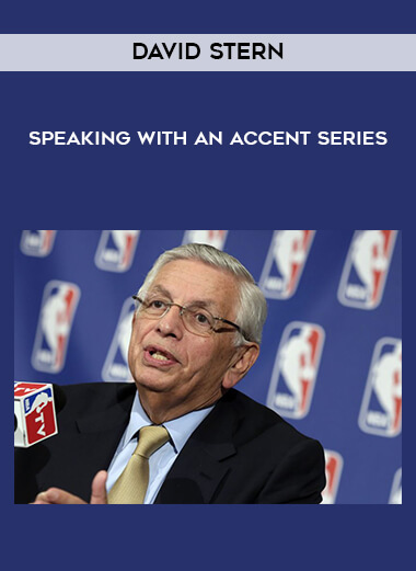 David Stern - Speaking with an Accent Series form https://koiforest.com/