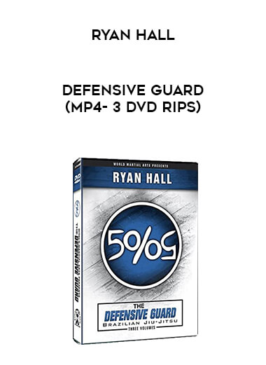 Ryan Hall- Defensive Guard (mp4- 3 dvd rips) form https://koiforest.com/