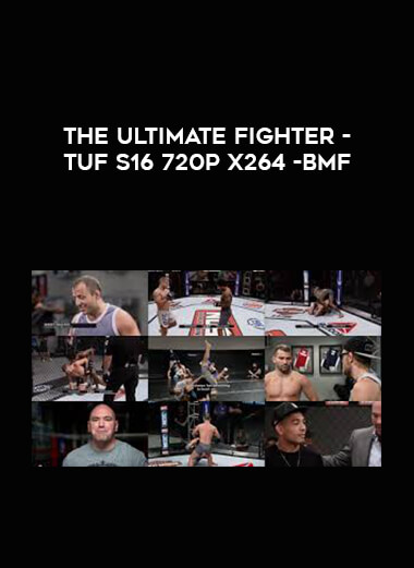 The Ultimate Fighter - TUF S16 720p x264 -BMF form https://koiforest.com/