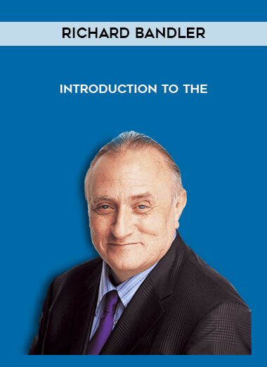 Richard Bandler - Introduction to THE form https://koiforest.com/