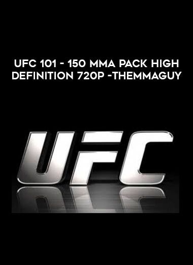 UFC 101 - 150 MMA Pack High Definition 720p -THEMMAGUY form https://koiforest.com/