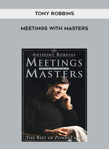 Tony Robbins - Meetings with masters form https://koiforest.com/