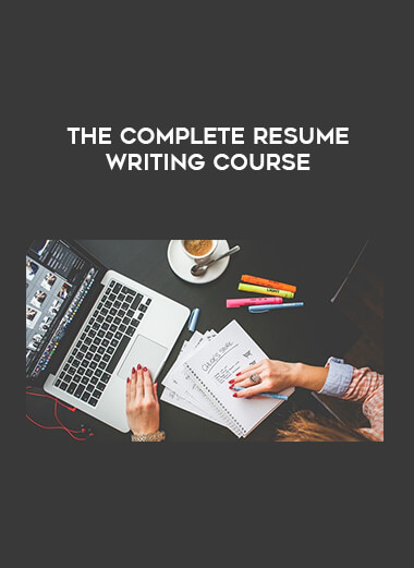The Complete Resume Writing Course form https://koiforest.com/
