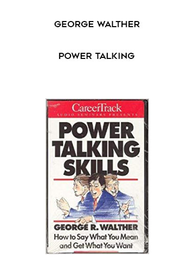 George Walther - Power Talking form https://koiforest.com/