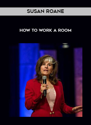 Susan RoAne - How to work a room form https://koiforest.com/