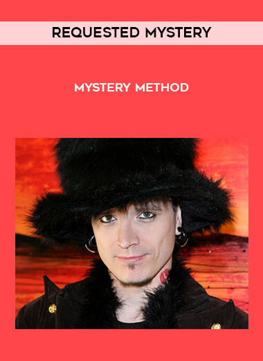 Requested Mystery - Mystery Method form https://koiforest.com/