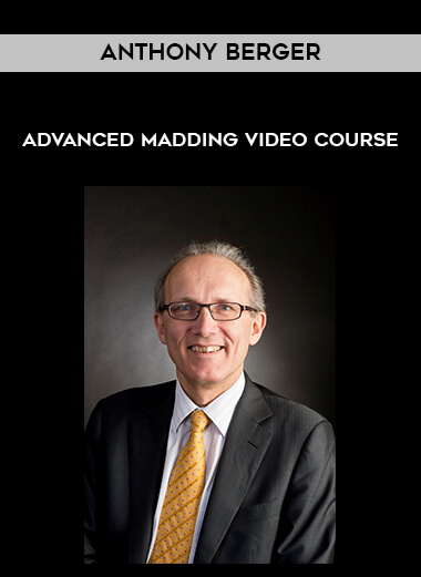 Anthony Berger - Advanced Madding Video Course form https://koiforest.com/