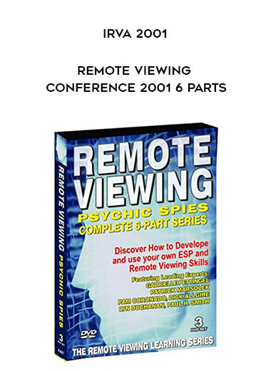IRVA 2001 - Remote Viewing Conference 2001 6 Parts form https://koiforest.com/
