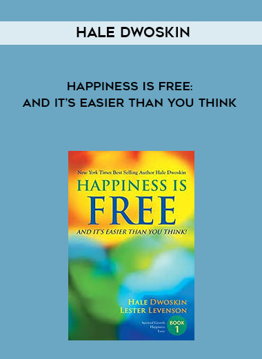 Hale Dwoskin - Happiness Is Free: And It's Easier Than You Think form https://koiforest.com/