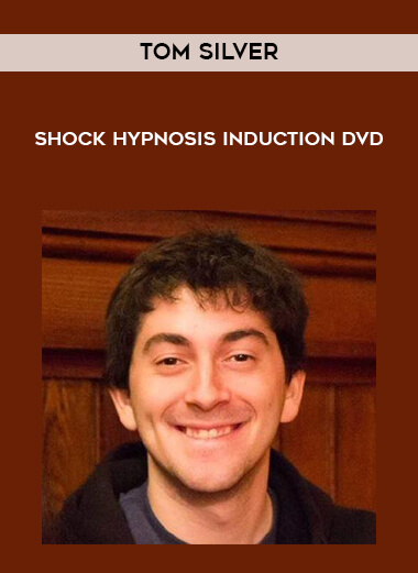 Tom Silver - Shock Hypnosis Induction DVD form https://koiforest.com/