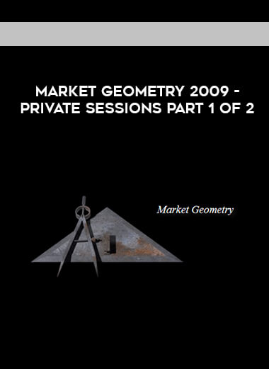 Market Geometry 2009 - Private Sessions Part 1 of 2 form https://koiforest.com/