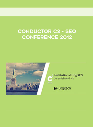 Conductor C3 - SEO Conference 2012 form https://koiforest.com/