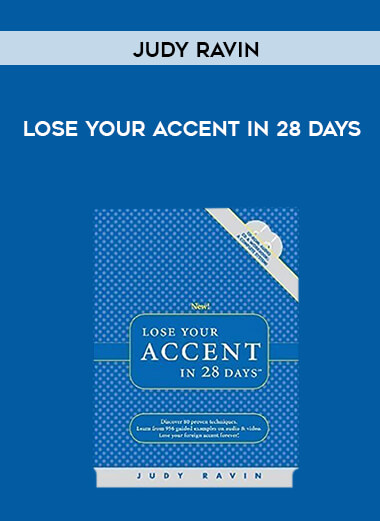Judy Ravin - Lose Your Accent in 28 Days form https://koiforest.com/