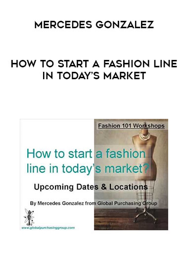Mercedes Gonzalez - How to Start a Fashion Line in Today's Market form https://koiforest.com/