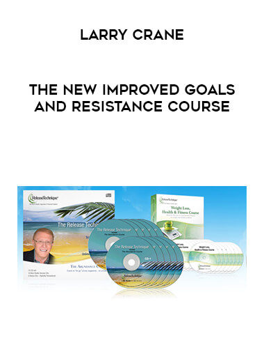 Larry Crane - The New Improved Goals and Resistance Course form https://koiforest.com/