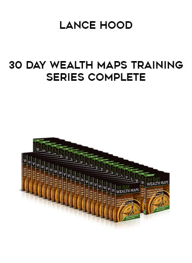Lance Hood - 30 Day Wealth Maps Training Series Complete form https://koiforest.com/