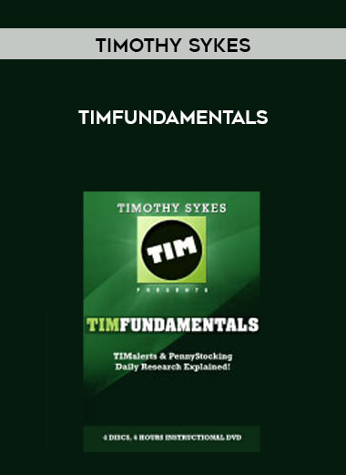 Timothy Sykes - TIMfundamentals form https://koiforest.com/