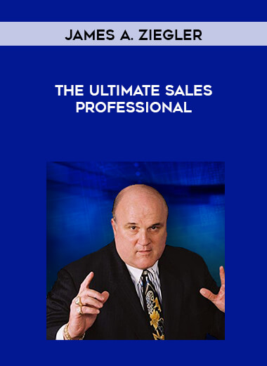 James A. Ziegler - The Ultimate Sales Professional form https://koiforest.com/