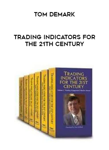 Tom DeMark - Trading Indicators for the 21th Century form https://koiforest.com/